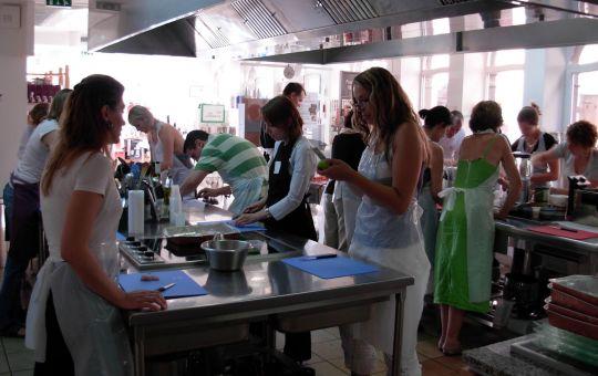 Le blog de cuisine aptitude for Donner des cours de cuisine